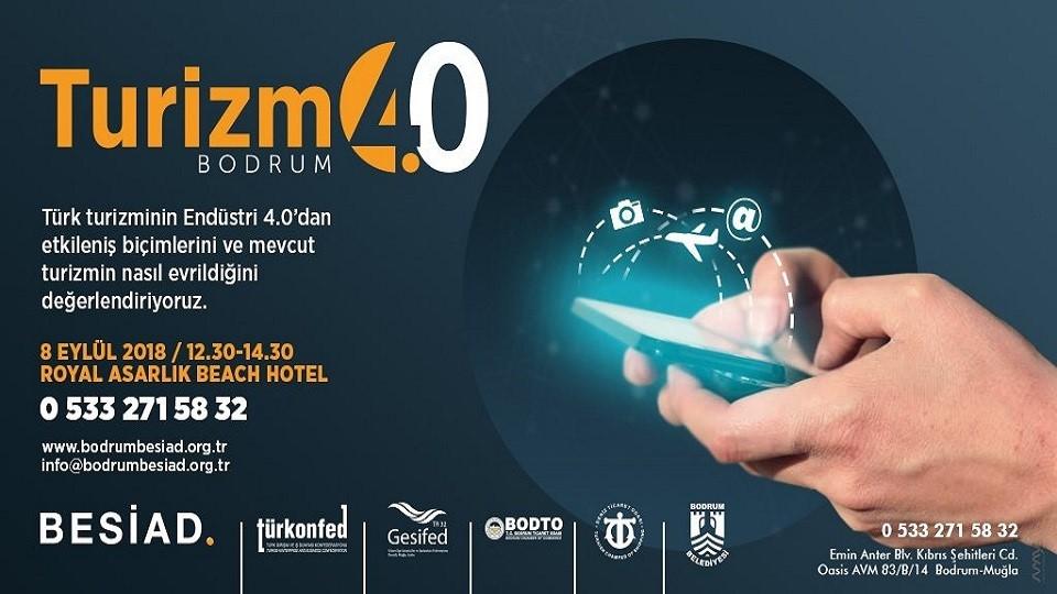 Türk Turizminde Dönüşüm: Turizm 4.0 Zirvesi
