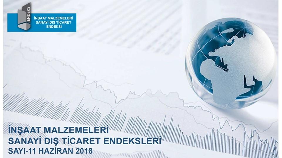 Türkiye İMSAD, Dış Ticaret Endeksi Haziran 2018 Sonuçlarını Açıkladı