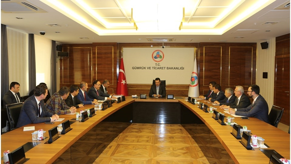 TÜRKONFED meets with Deputy Prime Ministers and Ministers