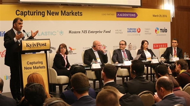 Capturing New Markets - Kiev