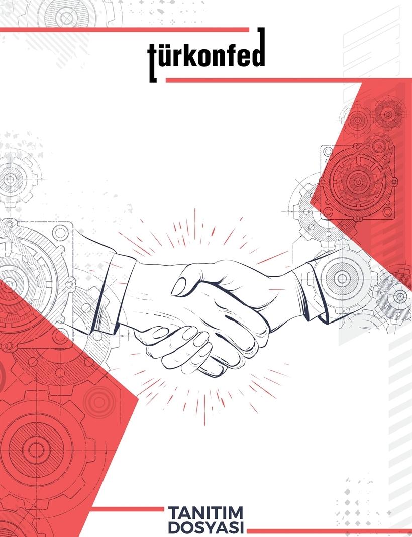 TÜRKONFED Tanıtım Dosyası 2018