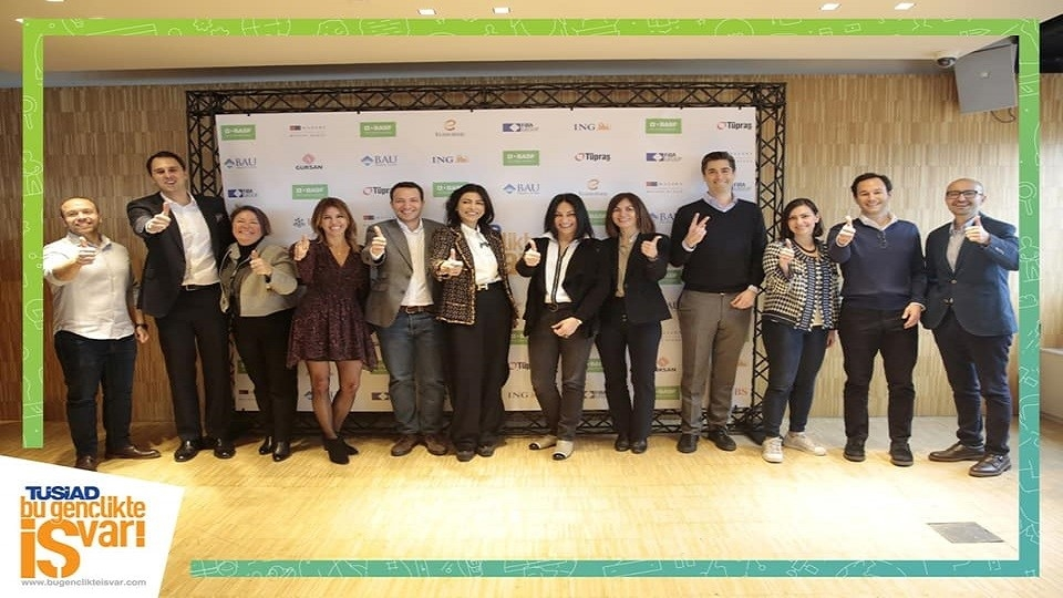 TÜSİAD Bu Gençlikte İş Var! 2019 Girişimcileri Seçildi