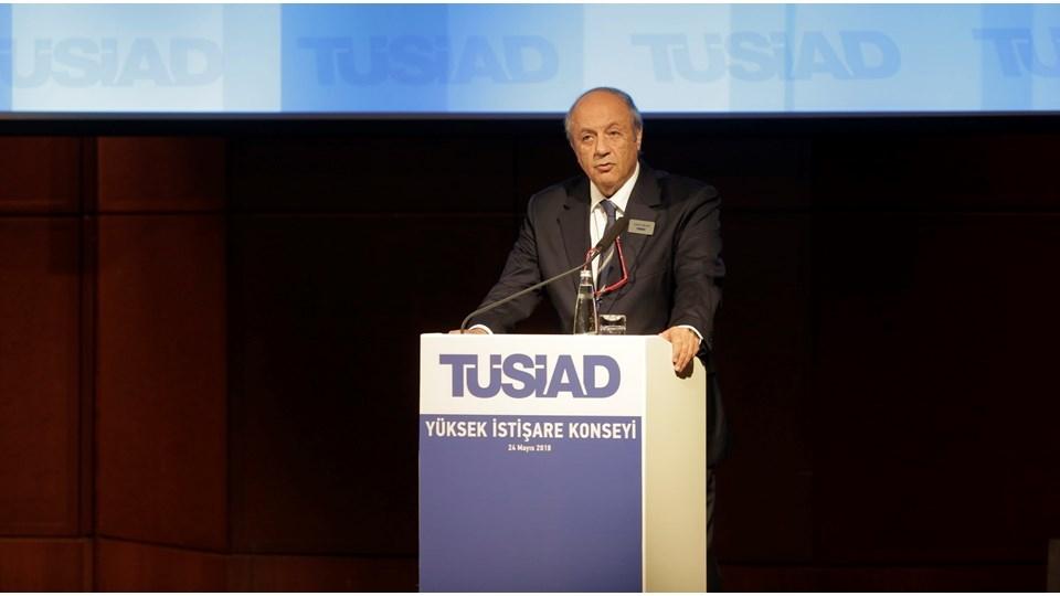 TÜSİAD Yüksek İstişare Toplantısı İstanbul'da Gerçekleştirildi