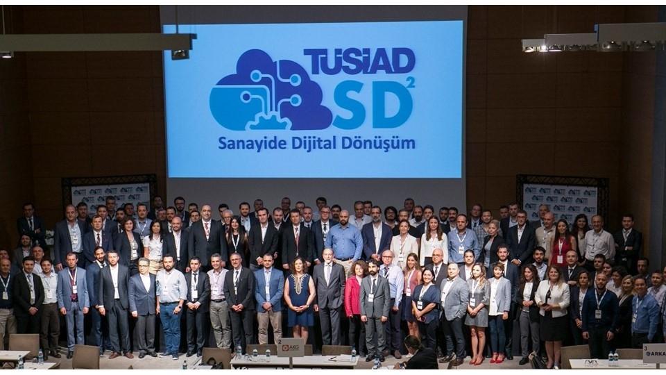TÜSİAD'dan Türk Sanayisinin Dijital Dönüşümüne Destek: SD2 Programı