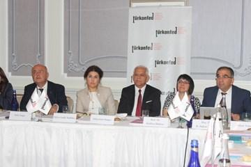 İş Dünyasında Kadın Raporu Basın Toplantısı Cilt 2