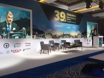 39 Girişim ve İş Dünyası Konseyi 12-13 Mayıs 2017 - Diyarbakır
