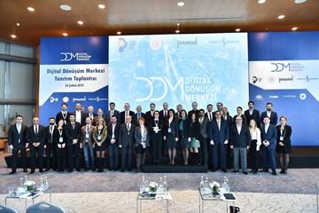 Dijital Dönüşüm Merkezi Tanıtım Toplantısı - 26 Şubat 2019  İstanbul