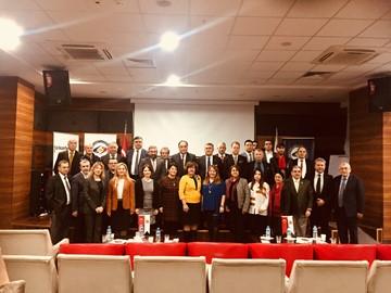 Enerji Verimliliği Yeni Yaklaşımlar Toplantısı - 25 Ocak 2019  Çorlu