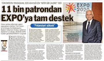 EXPOya Tam Destek