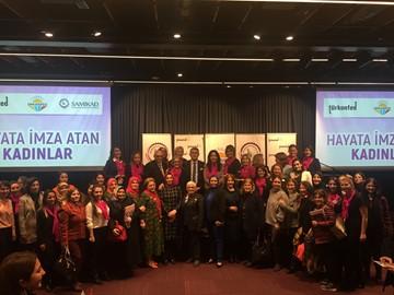 Hayata İmza Atan Kadınlar Toplantısı - 21 Aralık 2018  Samsun