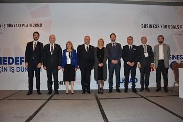 Hedefler İçin İş Dünyası Platformu Tanıtım Toplantısı - 11 Ocak 2019  İstanbul