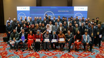 İşimi Yönetebiliyorum Eğitimi - 17-18 Ocak 2020  Mardin
