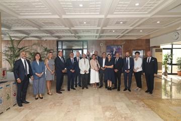 Kent-Bölge Yönetimde Yeni Dinamikler Rapor Toplantısı  4 Eylül 2019 - İzmir