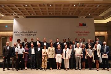 KOBİler için Gümrük Birliği Açılış Toplantısı 22 Ağustos 2019 İstanbul