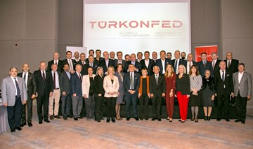 TÜRKONFED 15 Yıl Zirvesi - 24 Kasım 2019  Eskişehir