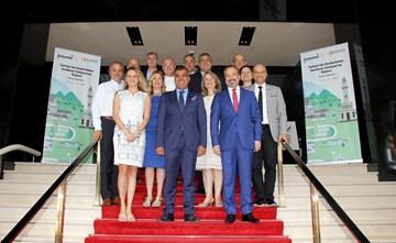 TÜRKONFED-BASİFED Kent-Bölge Rapor Tanıtım Toplantısı  İzmir-27 Temmuz 2017