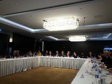 TÜRKONFED Genişletilmiş Yönetim Kurulu Toplantısı Fotoğrafları 16122015