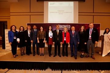 TÜRKONFED İDK - GİŞKAD Kadının Çok Yönlü Güçlendirilmesi Projesi 25 Ocak 2018  Mersin