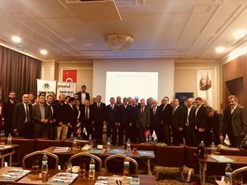 TÜRKONFED - İSİFED Rekabet Endeksi Tanıtım Toplantısı - 14 Aralık 2017  İstanbul