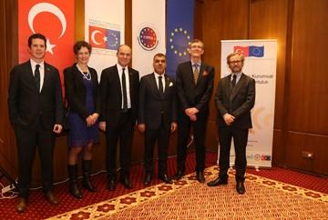 TÜRKONFED KSS Projesi Kapanış Toplantısı  İSTANBUL-17022017