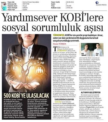 TÜRKONFED KSS Zirvesi  1-2 Eylül 2016 - İstanbul