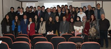 TÜRKONFED STEM Anadolu Ankara Eğitimi  1-2 Şubat 2018  Ankara