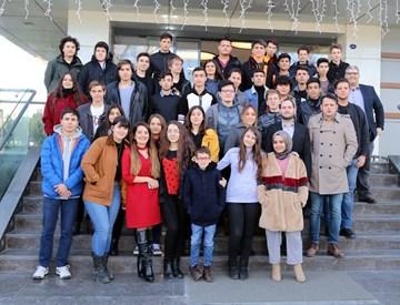 TÜRKONFED STEM Anadolu İzmir Eğitimi 25-26 Ocak 2018  İzmir