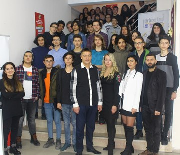 TÜRKONFED STEM Anadolu Eskişehir Eğitimi 3-4 Şubat 2018  Eskişehir