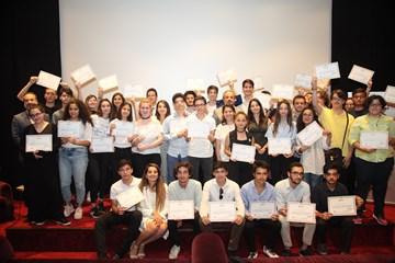TÜRKONFED STEM ile Yeni Ufuklar Projesi Kapanış Toplantısı  9 Ağustos 2017