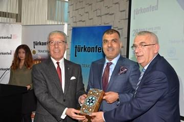 TÜRKONFED - TRAKYASİFED Edirne Rekabet Endeksi Toplantısı 28 Kasım 2017  Edirne