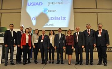 TÜRKONFED-TÜSİAD BORGİP Mersin Toplantısı  31 Mart 2017
