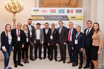 TÜRKONFED Ukrayna Emlak ve İnşaat Yatırım Forumu Toplantısı  22 Kasım 2017-Ukrayna