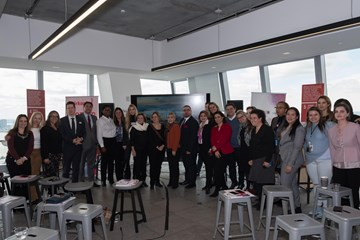 TÜRKONFED - UN Women WEPs Hareketi Bilgi Aktarımı ve Network Etkinliği 14 Mart 2018  New York