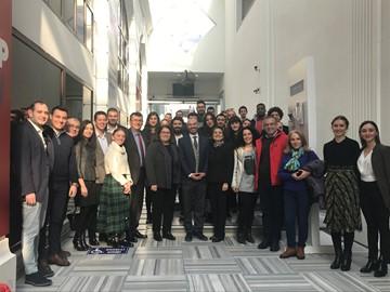 WORTH Projesi Kapanış Toplantısı - 16 Ocak 2019  İstanbul
