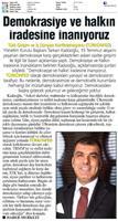 Demokrasi Basın Açıklaması ve Medya Yansımaları - 6 Temmuz 2016