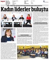 Sürdürülebilir Ekonomide Kadının Rolü Zirvesi - 14.11.2016