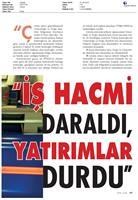 Tarkan Kadooğlu Capital Dergisi Röportajı