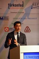 Türk İş Dünyası Rekabet Kongresi'nde Buluştu