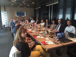 TÜRKONFED-BASİFED Kent-Bölge Rapor Tanıtım Toplantısı / İzmir-27 Temmuz 2017