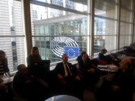TÜRKONFED Brüksel Temasları - Şubat 2016