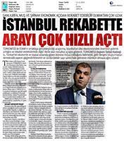 TÜRKONFED-EDAM Türkiye İçin Bir Rekabet Endeksi Rapor Tanıtım Toplantısı Medya Yansımaları-9 Aralık 2016