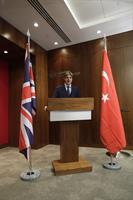 TÜRKONFED-ELITE Programı Türkiye'nin Yükselen Liderleri Raporu Londra Borsası Tanıtımı / 12 Aralık 2017-Londra