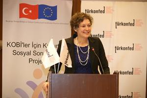 TÜRKONFED KSS Projesi Kapanış Toplantısı & İSTANBUL-17.02.2017