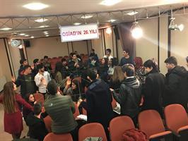 TÜRKONFED STEM Anadolu Ankara Eğitimi  1-2 Şubat 2018 / Ankara
