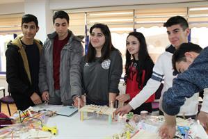 TÜRKONFED STEM Anadolu Ankara Eğitimi - 1 2 Şubat / Ankara