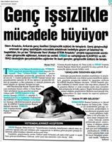 TÜRKONFED STEM Anadolu Ankara Eğitimi Medya Yansımaları - 31 Ocak 2018 / Ankara