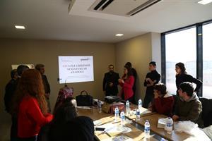 TÜRKONFED STEM Anadolu Diyarbakır Eğitimi - 20-21 Ocak 2018/ Diyarbakır