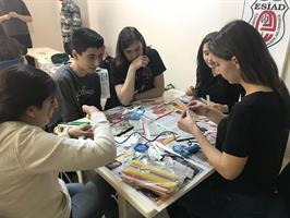 TÜRKONFED STEM Anadolu Eskişehir Eğitimi 3-4 Şubat 2018 / Eskişehir