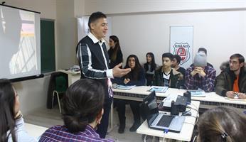TÜRKONFED STEM Anadolu Eskişehir Eğitimi 3-4 Şubat 2018/ Eskişehir