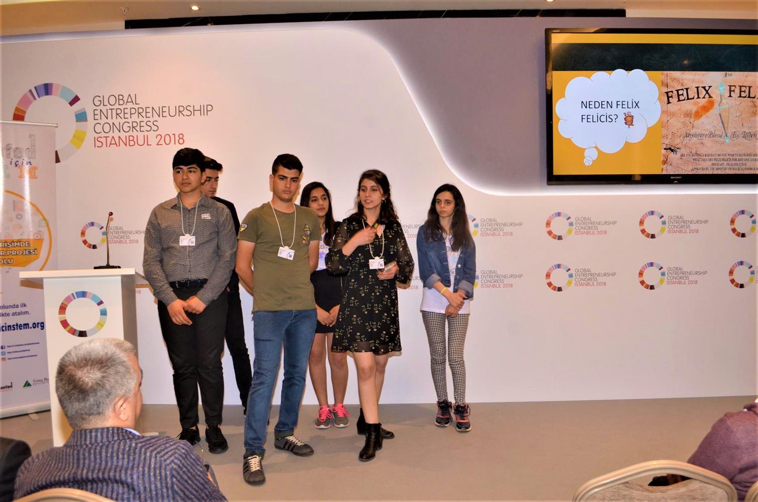 TÜRKONFED STEM Anadolu Global Girişimcilik Kongresi 17 - 18